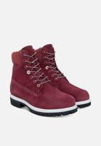 """Timberland - Timberland Icon 6"""" waterproof suede boot"""
