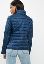 ONLY - Tahoe shimmer puffer jacket