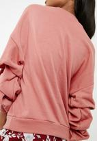 Vero Moda - Land puff sleeve top
