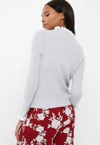 ONLY - Natalia ruffle sweater