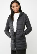 ONLY - Tahoe hooded puffer jacket