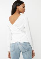 ONLY - Natalia wrap top