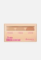 Rimmel - Insta Conceal Contour - Light