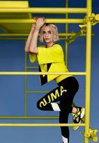 PUMA - Xtreme cropped V-neck tee
