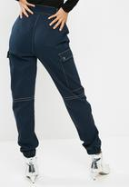 Missguided - Buckle detail utility trouser