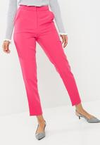 Missguided - Cigarette trousers - pink