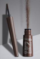 Rimmel - Brow This Way 3in1 Brow Powder - Medium Brown