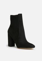 ALDO - Aurella boot - 001 black