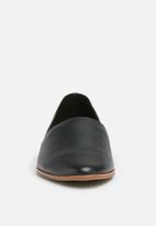 ALDO - Blanchette leather pump - black