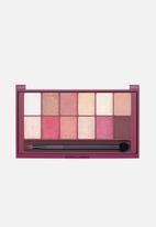Maybelline - The Burgundy Eye Shadow Palette