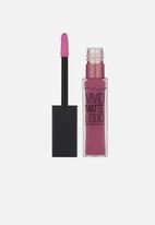 Maybelline - Color Sensational Vivid Matte Liquid Lips - Possessed Plum