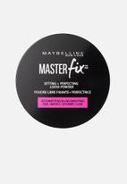 Maybelline - Master Fix Setting Powder - Translucent