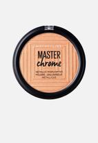 Maybelline - Master Chrome Metal Highlighter - Molten Gold