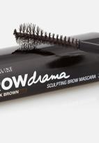 Maybelline - Brow Drama Sculpting Brow Mascara - Dark Brown