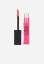 Maybelline - Color Sensational Vivid Matte Liquid Lips - Coral Courage