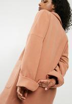 Vero Moda - Pia Cala jacket - tan