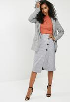 Vero Moda - Check skirt