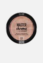 Maybelline - Master Chrome Metal Highlighter - Molten Rose