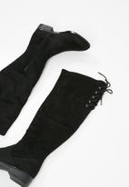 ALDO - Catera long boot - black