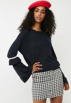 ONLY - Ellen pullover knit - navy