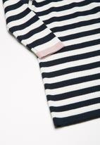 name it - Kurdi knit dress - navy