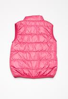 name it - Mylan vest - dark pink