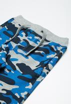 name it - Cam sweat pants - blue