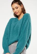 Cotton On - Winnie relaxed crew pullover