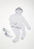 dailyfriday - Kids girls fleece zip through hoodie