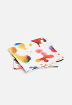Grey Gardens - Pollock napkin set of 2
