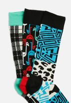 Happy Socks - Iris Apfel box set