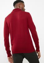 basicthread - Basic roll neck slim fit knit