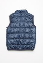 name it - Mylan vest - navy