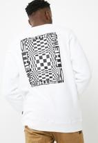 Vans - New checker crew sweat