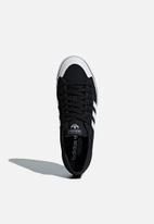 adidas Originals - Nizza - Black / White