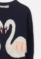 Cotton On - Kids Nancy knit jumper