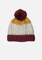 Cotton On - Kids winter knit beanie