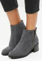 New Look - Adorn ankle boot - grey