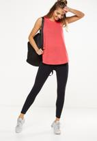Cotton On - Scooped flow tank top - red