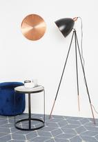 Eleven Past - Chester floor lamp