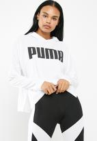 PUMA - Urban sports light cover up hoodie