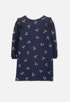 Cotton On - Kids Claire long sleeve dress