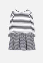Cotton On - Kids Carolin long sleeve dress
