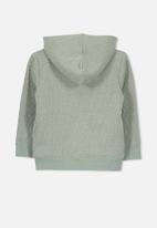 Cotton On - Kids sid zip through hoodie