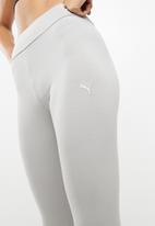 edda8ebe187d8c Essential No.1 Leggings - Rock Ridge Silver PUMA Bottoms ...