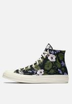 Converse - Chuck Taylor All Star 70 Hi - Black / Cherry Blossom
