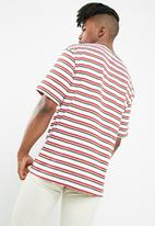 Only & Sons - Ringer boxy tee