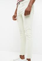 Only & Sons - Warp skinny knee rip jeans