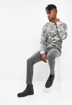 Only & Sons - Skinny raw hem jeans
