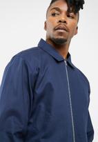 basicthread - Harrington jacket - navy
